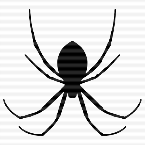 Clip Art Clip Art Spider spider clipart black and white panda free images clipart