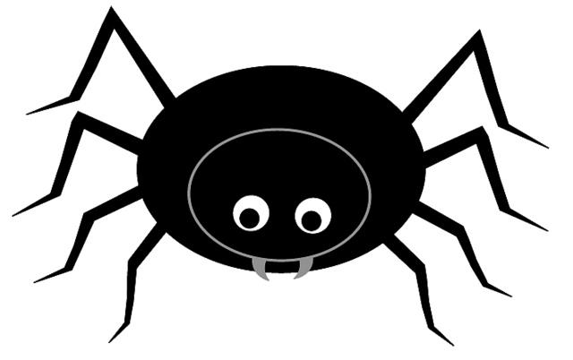 spider clip art with transparent background clipart panda free rh clipartpanda com spider clip art for teachers spider clip art free