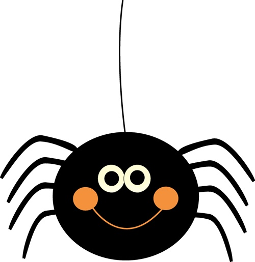 Spider clipart for kids - photo#2