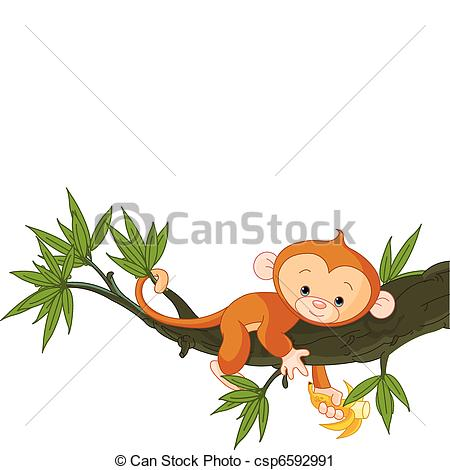 baby monkey on a tree clipart panda free clipart images rh clipartpanda com Old Man Sleeping Clip Art Face Clip Art