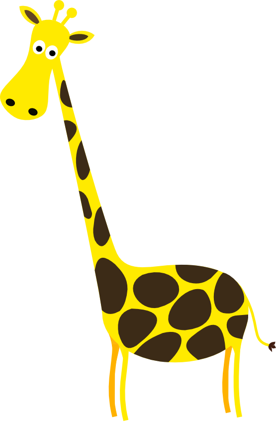cartoon giraffe clip art clipart panda free clipart images rh clipartpanda com