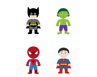 Baby Superman Clipart | Clipart Panda - Free Clipart Images