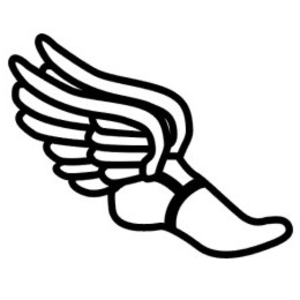 Pictures Of Running Shoes Clip Art