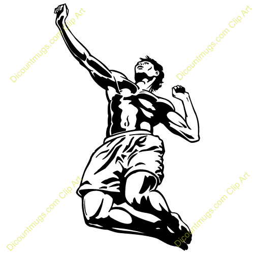 volleyball spike clipart - photo #23