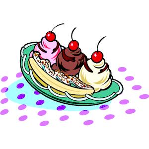 banana split clip art clipart panda free clipart images rh clipartpanda com banana split clipart black and white Banana Splits Cartoon