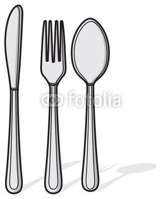spoon%20and%20fork%20drawing