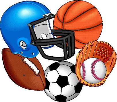 sports clip art borders and frames clipart panda free clipart images rh clipartpanda com