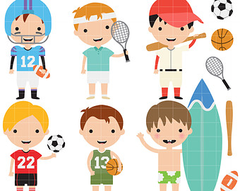 sports clip art border clipart panda free clipart images rh clipartpanda com free sports clipart templates free sports clipart black and white
