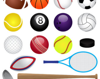 cad6903abfc Sports Clip Art Borders And Frames