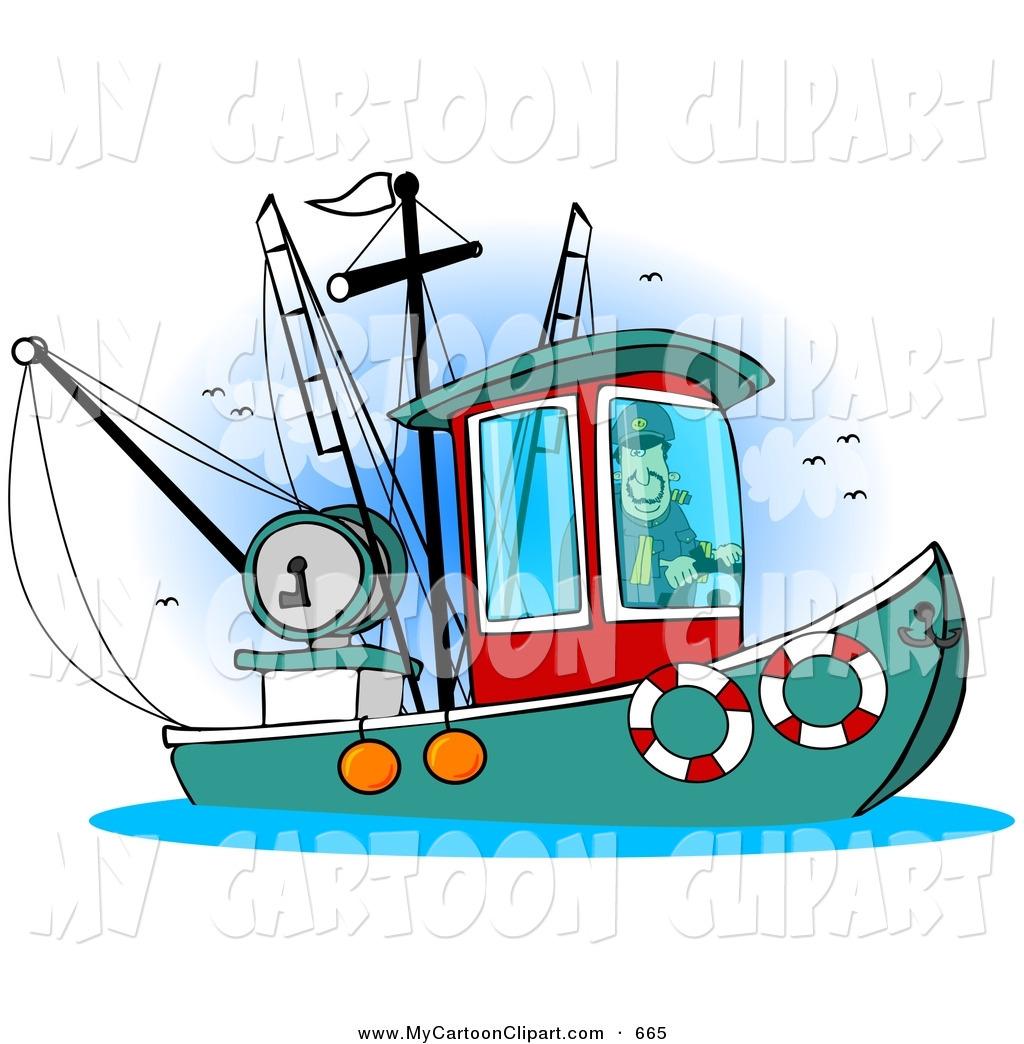 Sport Fishing Boat Clip Art | Clipart Panda - Free Clipart Images