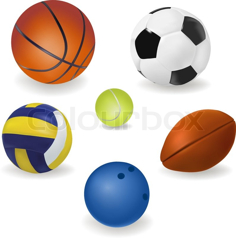all sports balls related - photo #3