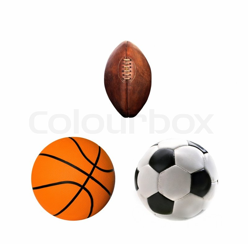 all sports balls related - photo #9