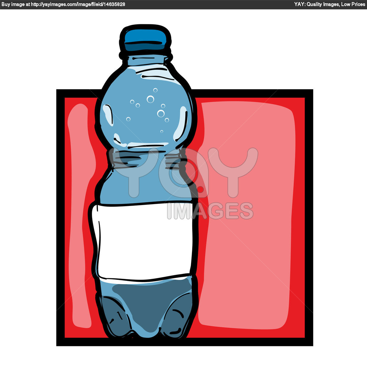 Sports bottle clip art