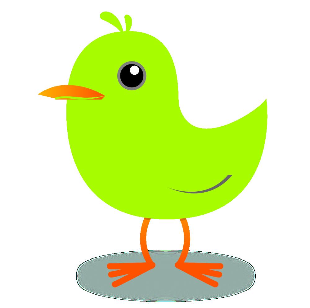 Tweet Twitter Bird Spring 39235451