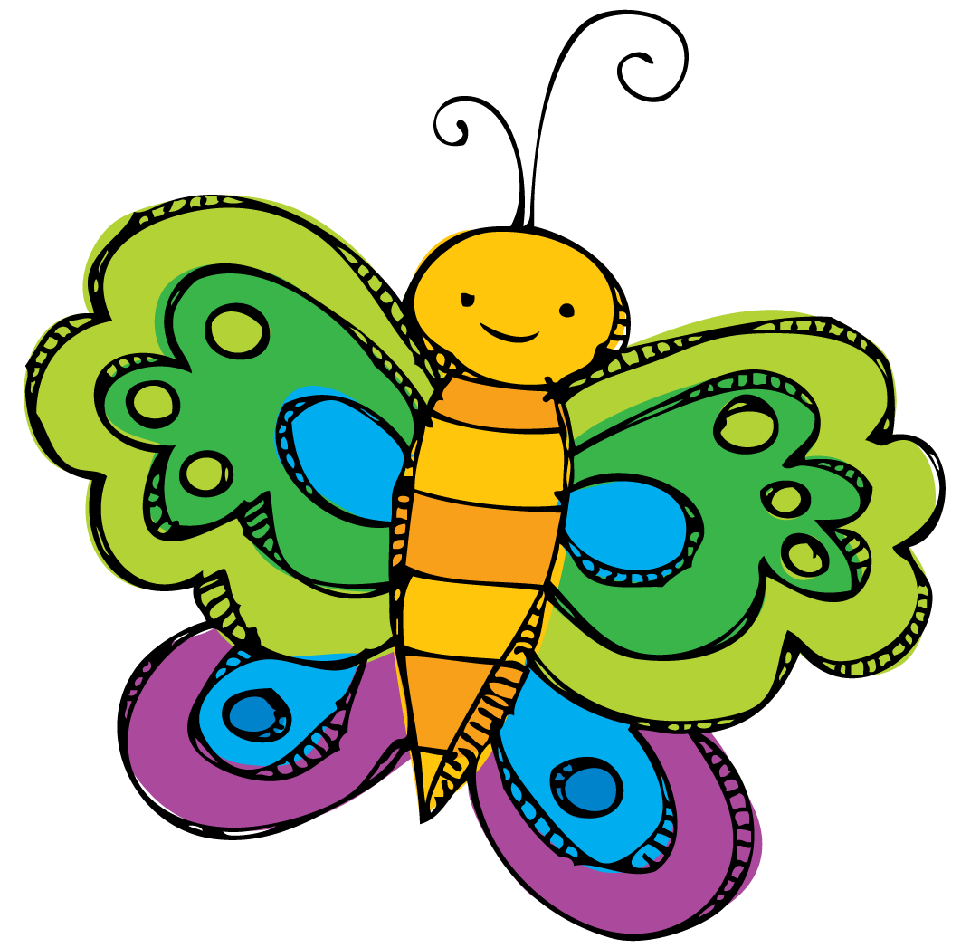 Spring Butterfly Clipart | Clipart Panda - Free Clipart Images