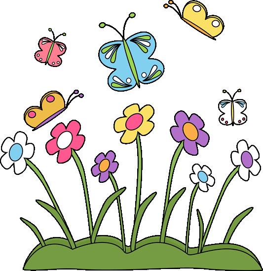 spring%20flower%20border%20clipart