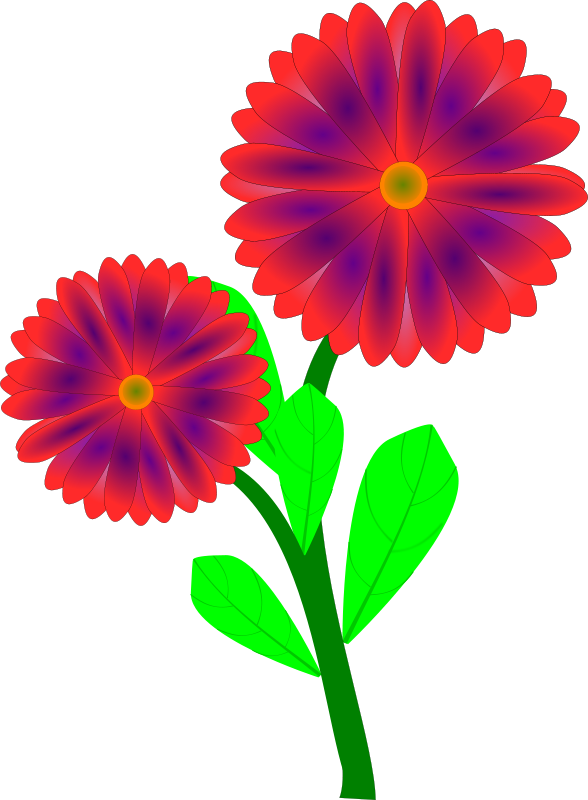 Spring Flowers Clipart Png