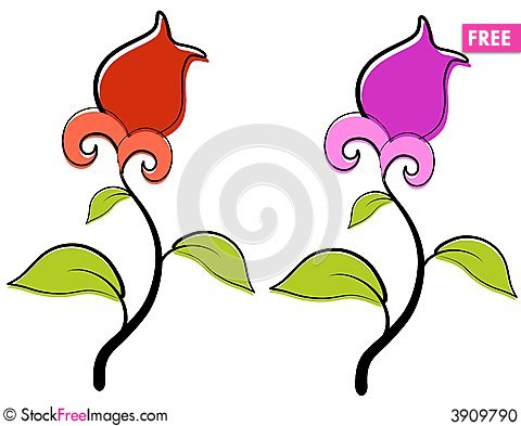 Spring flowers border clipart clipart panda free clipart images spring flowers clip art mightylinksfo