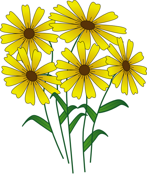 Spring Flowers Clip Art Png   Clipart Panda - Free Clipart ...