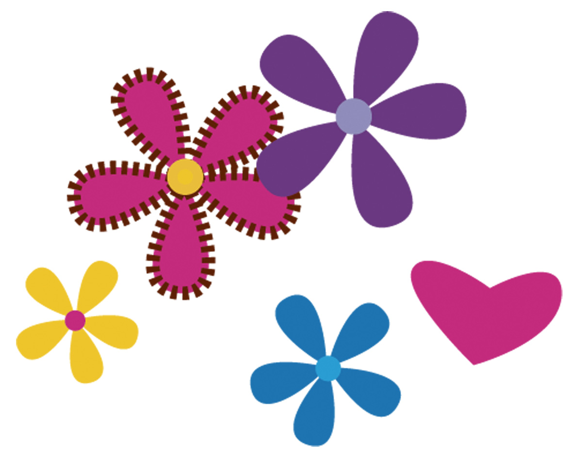 August Flowers Clipart Clipart Panda Free Clipart Images