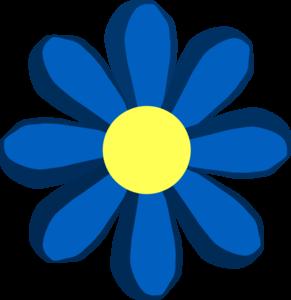 blue spring flower clip art clipart panda free clipart images rh clipartpanda com spring flowers clip art pre-k spring flowers clipart png