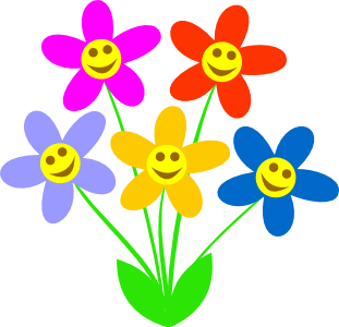 Clipart Flowers Spring Free