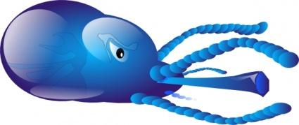 Squid Clip Art