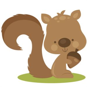 Squirrel Clipart | Clipart Panda - Free Clipart Images