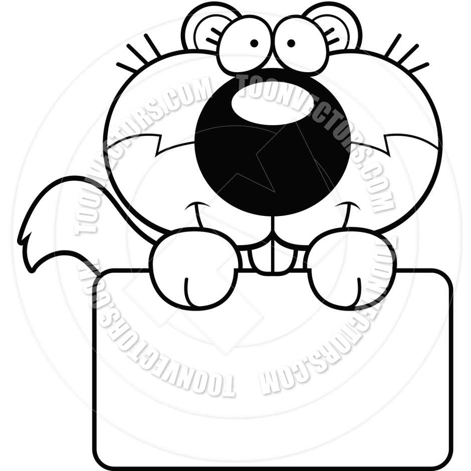squirrel%20clipart%20black%20and%20white