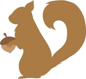 Free Squirrel Clip Art Image Clipart Panda Free