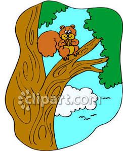 Brown Cartoon Squirrel | Clipart Panda - Free Clipart Images