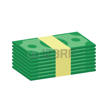 Stack of Money Icon Stock | Clipart Panda - Free Clipart ...