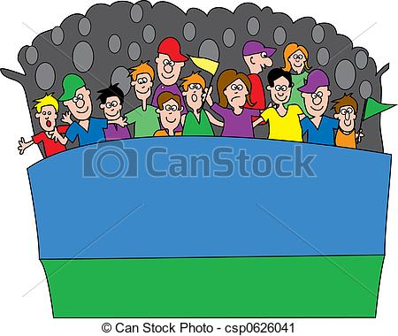 Crowd Of People Clipart | Clipart Panda - Free Clipart Images