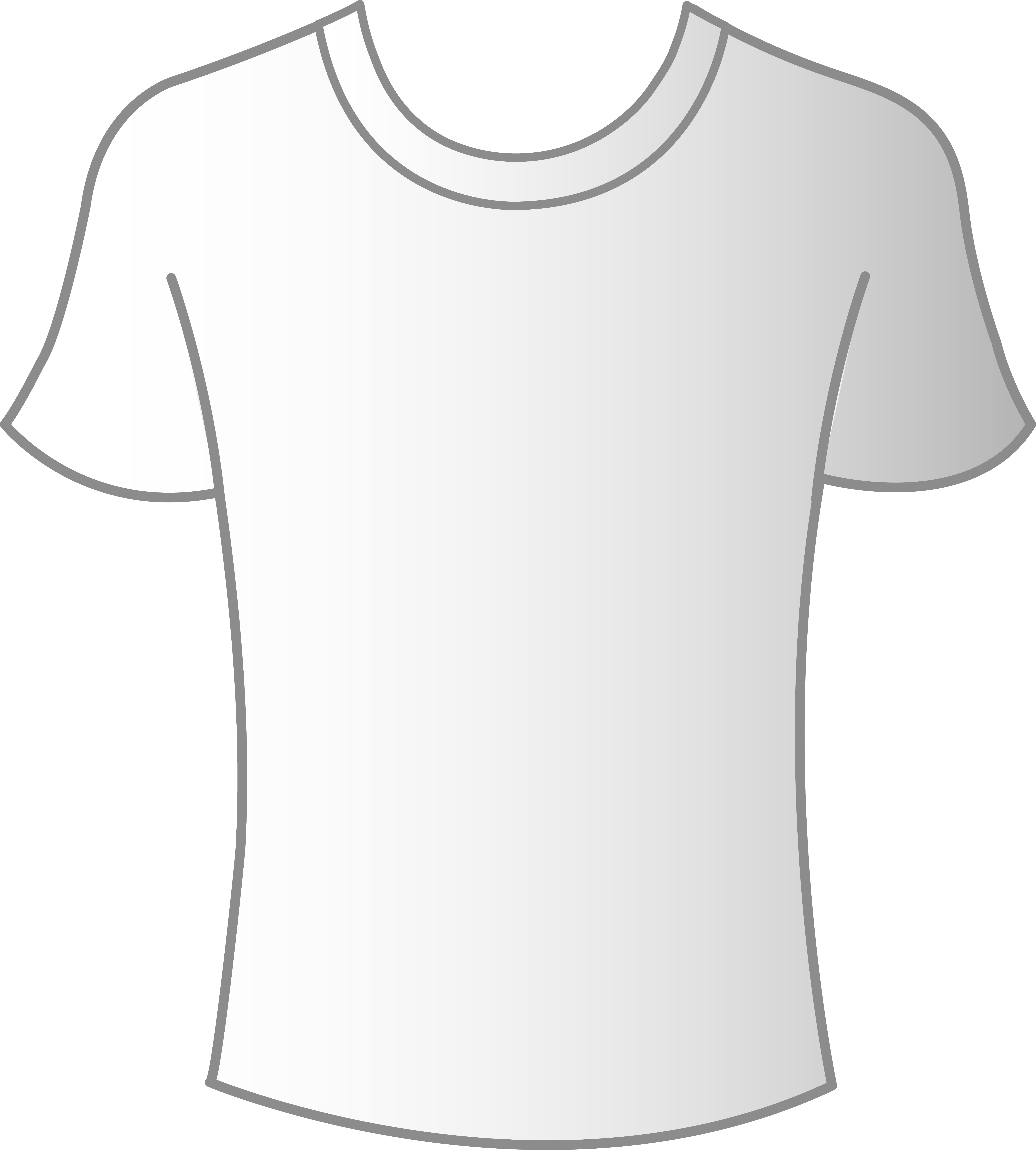 Stagger 20clipart clipart panda free clipart images for Plain t shirts to print on