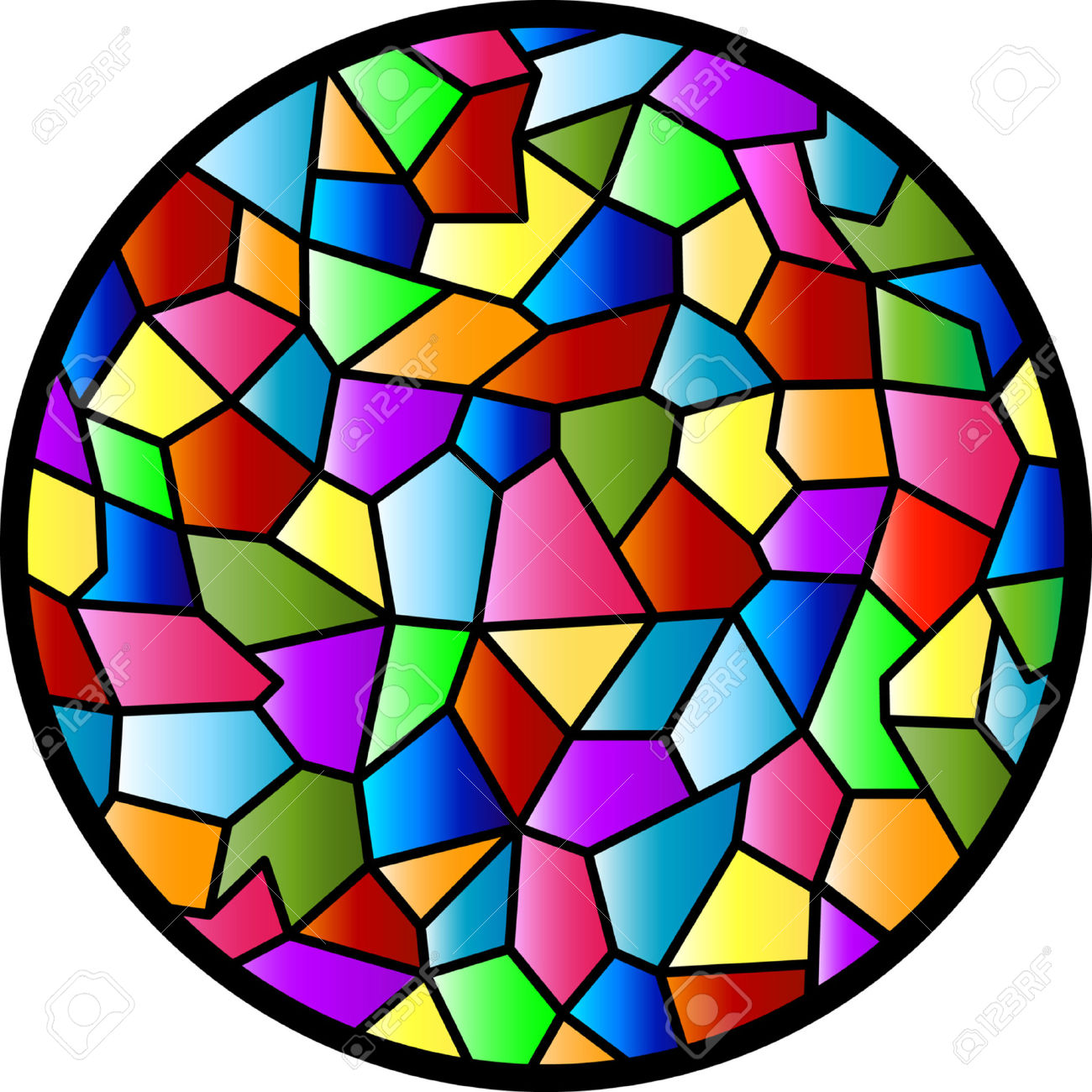 Stained Glass Clipart Church Window | Clipart Panda - Free
