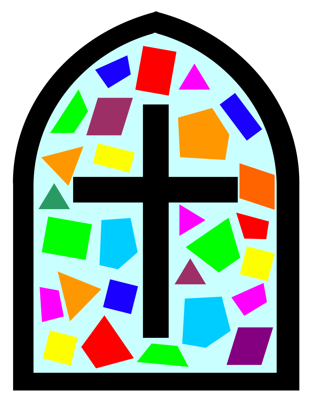 Church Stained Glass Window Repair