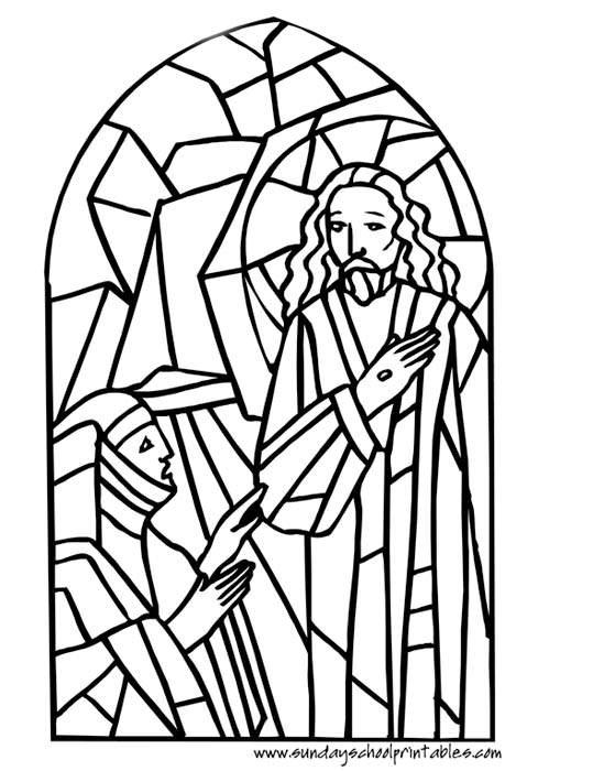 free clipart stained glass window - photo #44