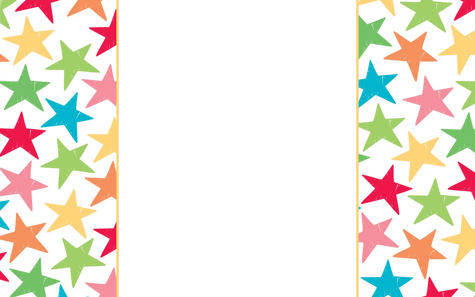 Yellow Star Border Clip Art | Clipart Panda - Free Clipart ...