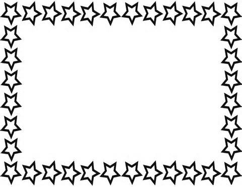 Free Clip Art Borders Stars | Clipart Panda - Free Clipart Images