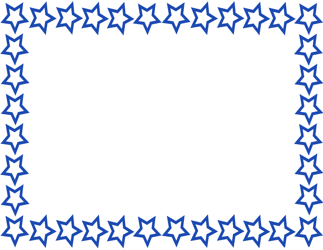 Red Star Border Clip Art   Clipart Panda - Free Clipart Images