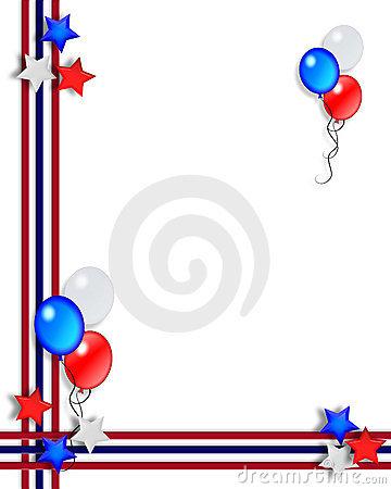 Patriotic Star Border Clip Art   Clipart Panda - Free Clipart Images