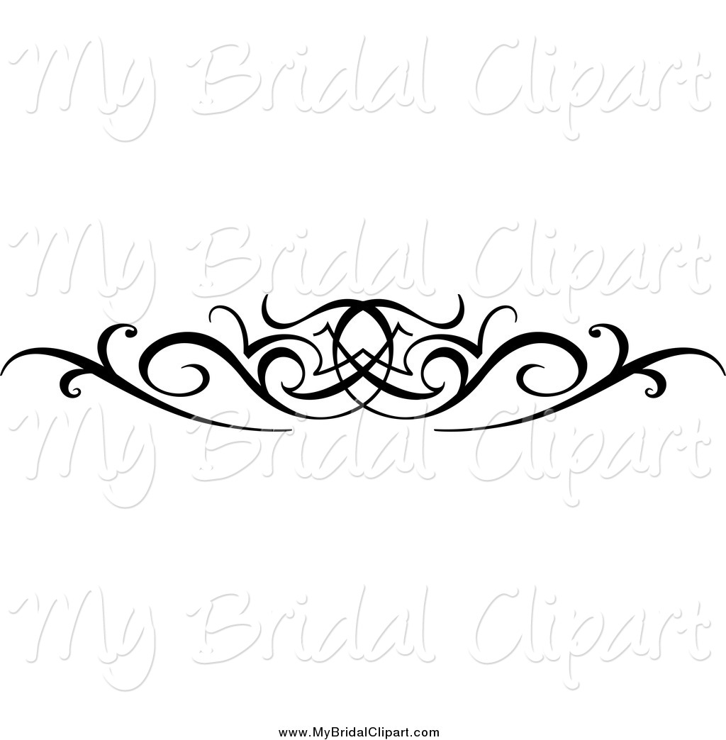 Star Clip Art Black And White Border Swirl Clip Art Borders Free Bridal Clipart Of A Black And White Swirl Wedding Design Element Pictures