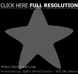 star%20clipart%20black%20and%20white%20border