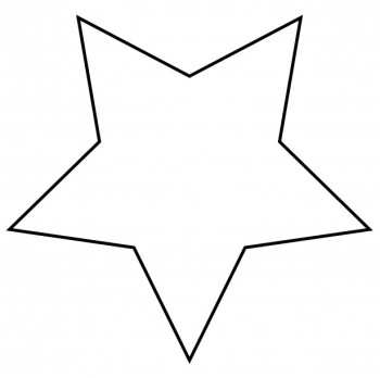 star%20outline%20clipart