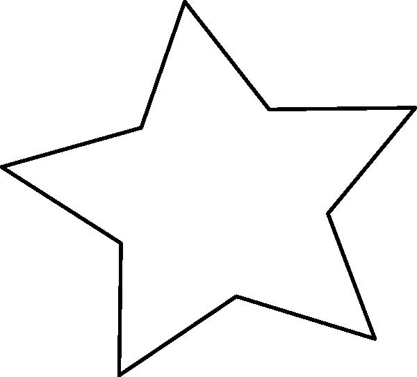 star%20outline%20clipart