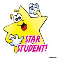 Star Student Clipart | Clipart Panda - Free Clipart Images