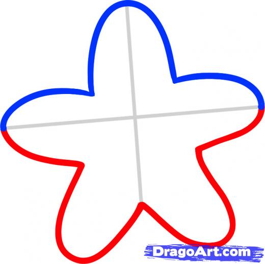 Starfish drawing pencil clipart panda free clipart images for How to draw websites for free