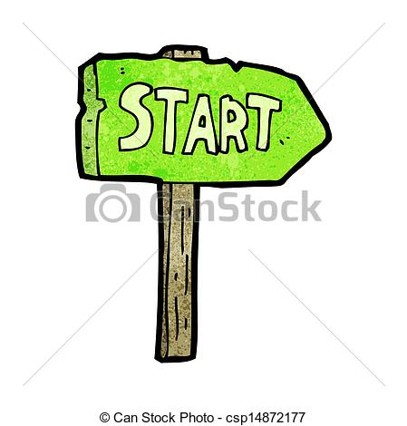 Car Race Starting Line Clipart Race Start Sign Clipart