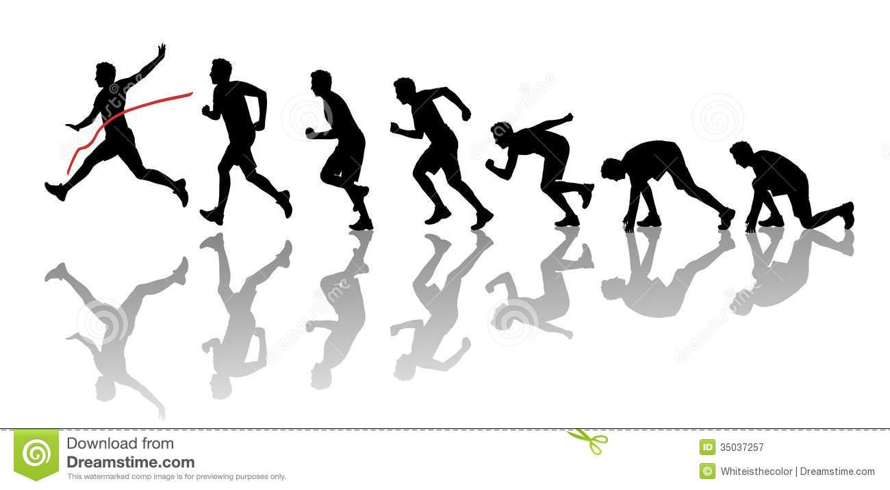 marathon start line clipart 1 clipart panda free clip art of running man clip art of running