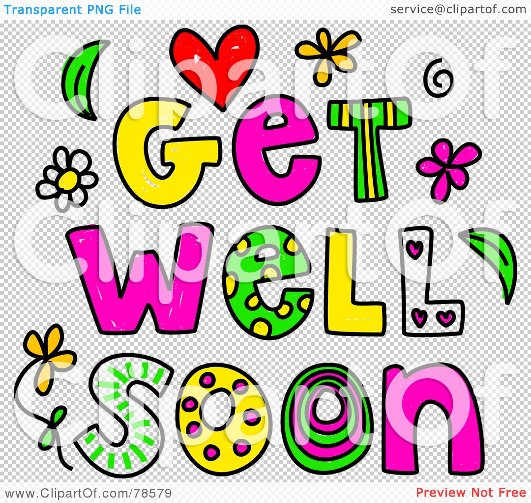 Get Well Soon Clip Art for Pinterest